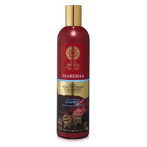 Hydratační šampon Saaremaa Natura Siberica 400ml