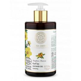 Hydratační sprchový gel Flora Siberica 480 ml