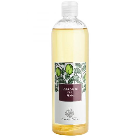 Hydrofilní olej fema Nobilis Tilia 500 ml