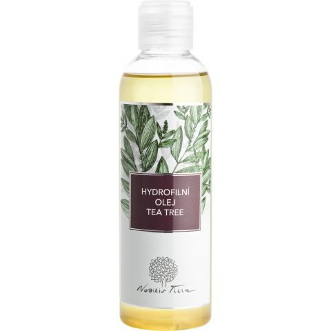 Hydrofilní olej s Tea tree Nobilis Tilia