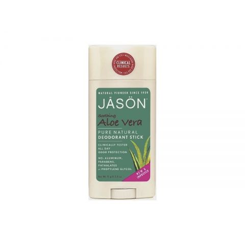 Deodorant tuhý aloe vera Jason 71 g