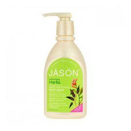 Gel sprchový bylinný Jason 887 ml
