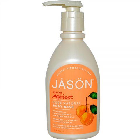 Sprchový gel meruňka Jason 887 ml
