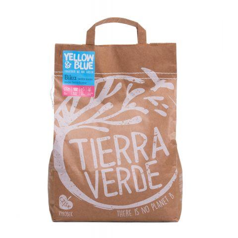 Jedlá soda sáček Bika Tierra Verde 5kg