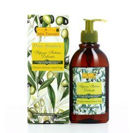 Jemné organické mýdlo pro intimní hygienu Prima Spremitura 300ml