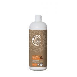 Kaštanový šampon pro posílení vlasů s vůní pomeranče Tierra Verde 1l
