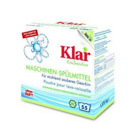 Prášek do myčky  KLAR  1,375kg