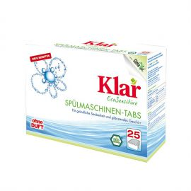 Tablety do myčky 500g  KLAR  (25ks)