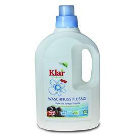Tekuté mýdlové ořechy na praní  KLAR  1500ml