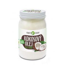 Kokosový olej bez vůně Purity Vision 420 ml
