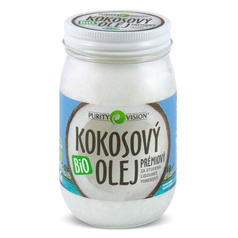 Kokosový olej panenský BIO Purity Vision 420 ml