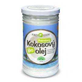 Kokosový olej panenský Purity Vision BIO 900 ml