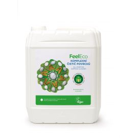 Komplexní čistič povrchů Feel eco 5l
