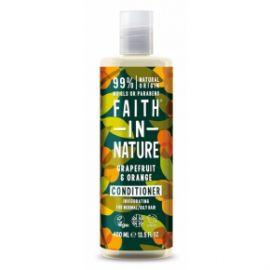 Kondicioner Grapefruit&Pomeranč Faith in Nature 400ml