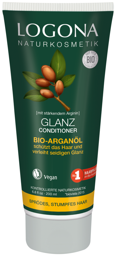 Kondicionér na vlasy Argan Logona 200ml