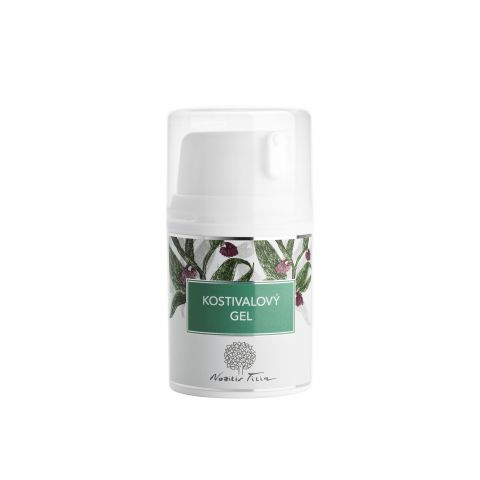 Kostivalový gel Nobilis Tilia 50 ml