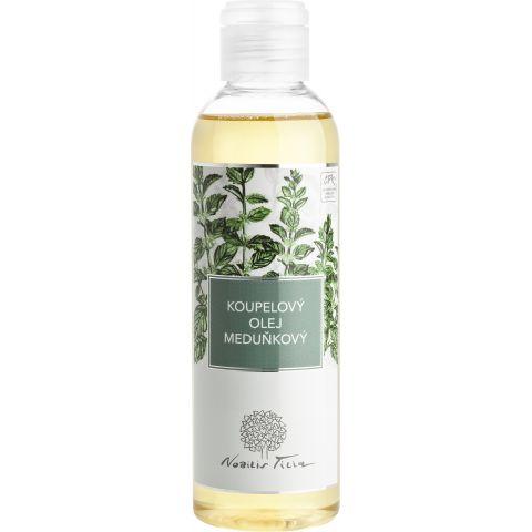Koupelový olej meduňkový Nobilis Tilia 200 ml