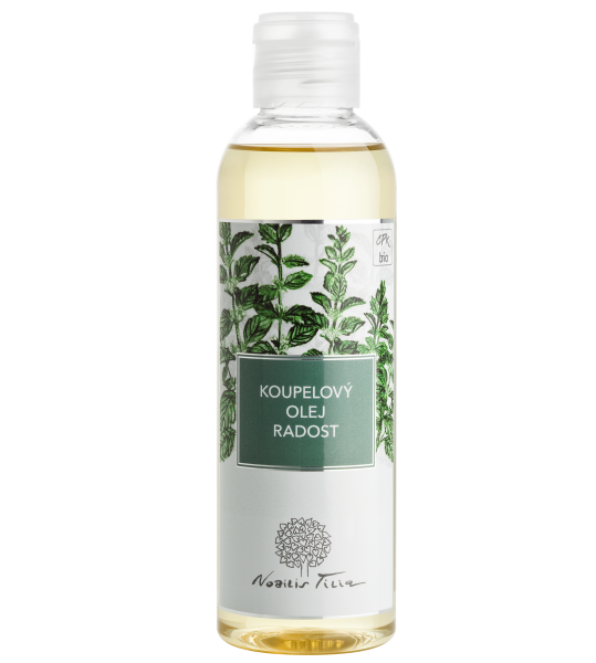 Koupelový olej Radost Nobilis 200ml