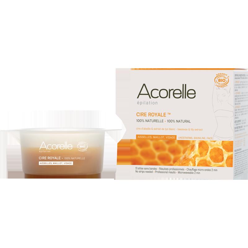Acorelle Královský depilační vosk 100g