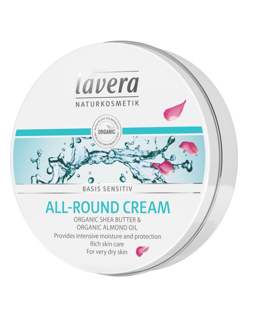 Lavera Univerzální výživný krém Basis Sensitiv (Cream) 150 ml