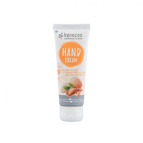Krém na ruce pro citlivou pokožku BIO, VEG Benecos 75 ml