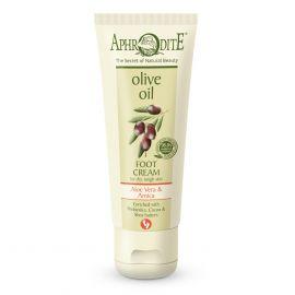 Krém olivový na nohy Aloe Vera & Arnika Aphrodite 75 ml