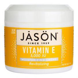 Krém pleťový vitamin E Jason 113 g
