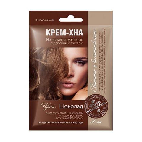 Krémová Henna Čokoláda Fitokosmetik 50ml