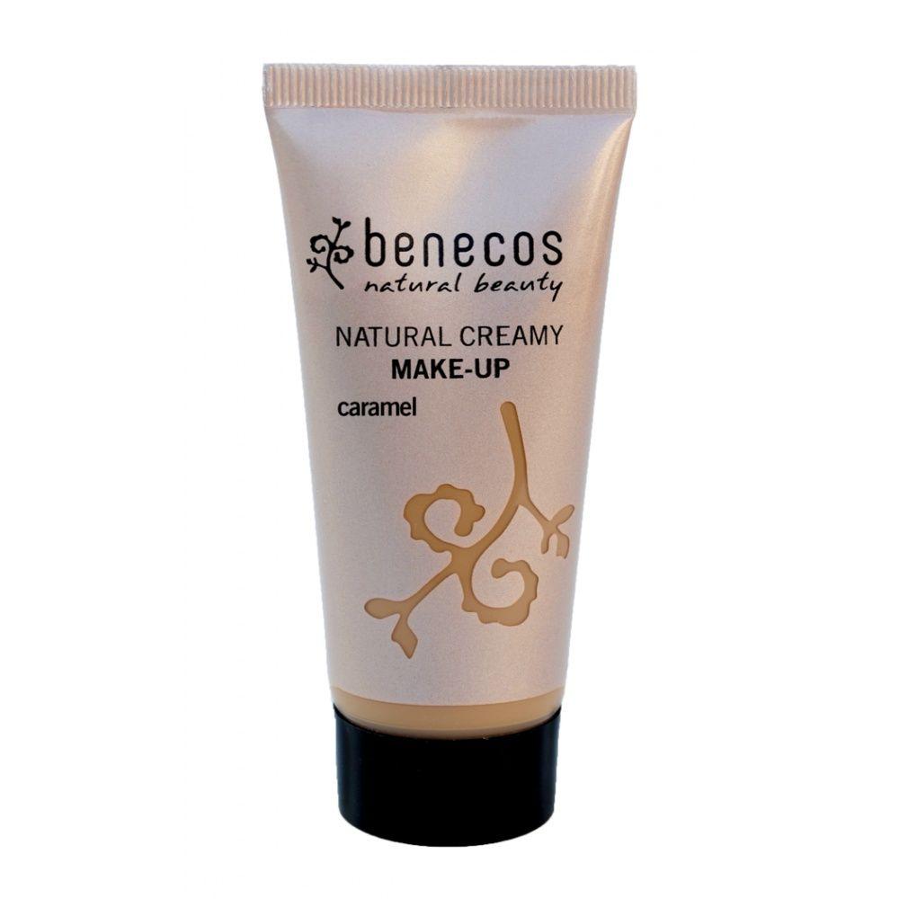 Benecos krémový make-up Bio, Veg Caramel 30 ml