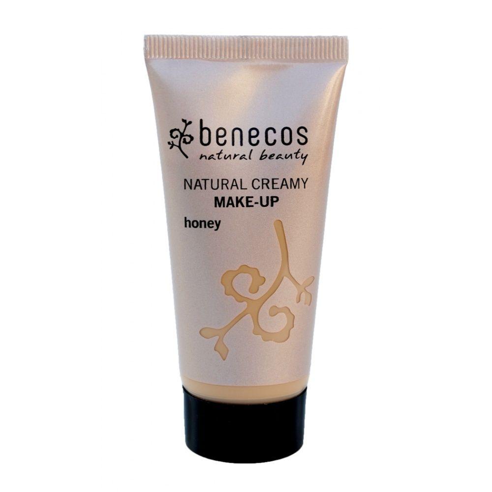 Benecos krémový make-up Bio, Veg Honey 30 ml