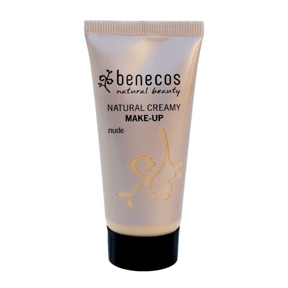 Benecos krémový make-up Bio, Veg Nude 30 ml