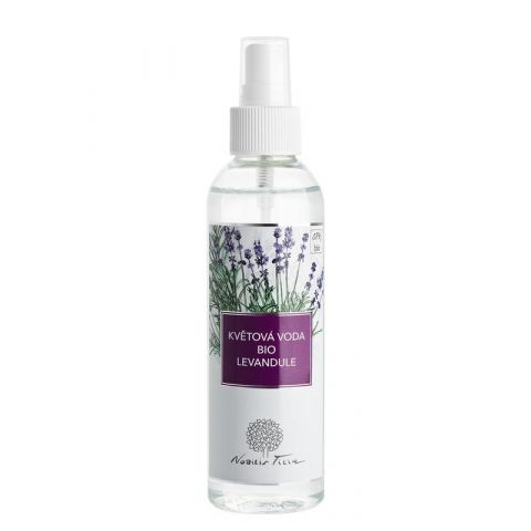 Květová voda Bio Levandule plast Nobilis Tilia 200 ml