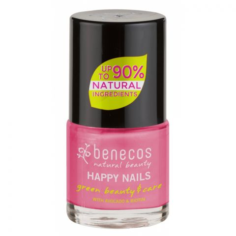 Lak na nehty Pink forever Benecos 9ml