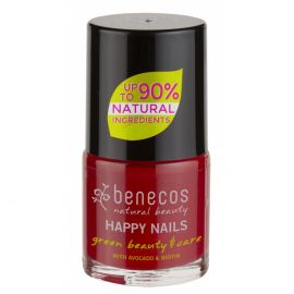 Lak na nehty Vintage red Benecos 5ml