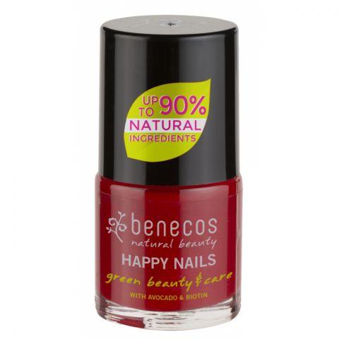 Lak na nehty Vintage red Benecos 5ml