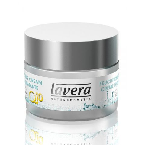 Hydratační krém Q10 Basis sensitiv Lavera  50ml