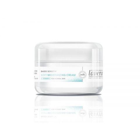 Hydratační krém Basis sensitiv SOFT Lavera  150ml