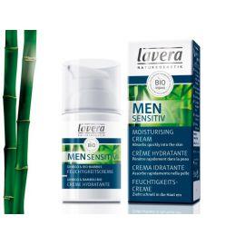 Krém vyživující hydratační Men Sensitiv LAVERA  30ml
