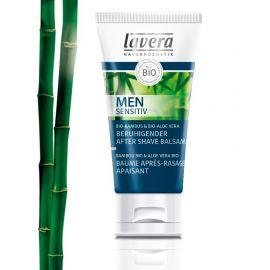 Balzám zklidňující po holení Men Sensitiv Lavera 50ml
