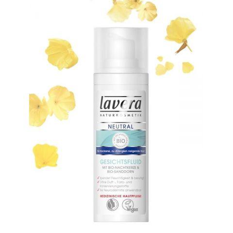Fluid hydratační přírodní BIO Neutral Lavera 30ml