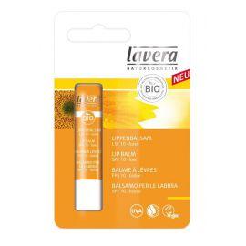 Balzám na rty SPF 10 ochranný Sun BIO LAVERA   4,5g