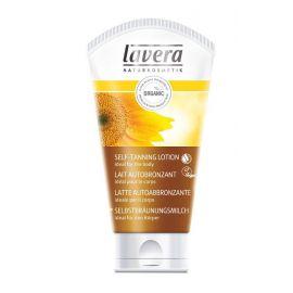 Samoopalovací tělové mléko BIO Sun Lavera  150ml