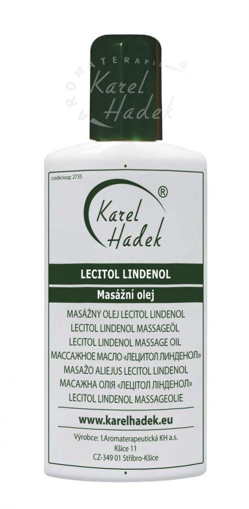 Lecitol Lindenol Masážní olej Hadek velikost: 20 ml