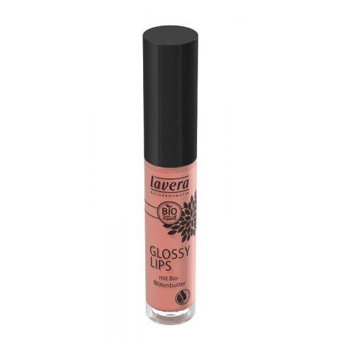 Lesk na rty -08  růžová Lavera  6,5ml