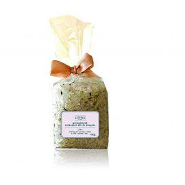 Levandulová relaxační sůl do koupele  Havlíkova Apotéka 400 g