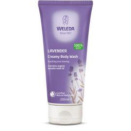 Levandulový relaxační sprchový krém 200ml Weleda