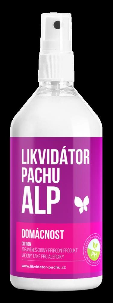 ALP ecology Likvidátor pachu ALP - Domácnost Citron Objem: 215 ml