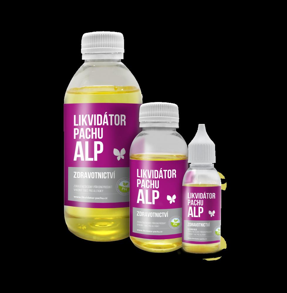 Likvidátor pachu ALP Olej - Zdravotnictví Objem: 100 ml