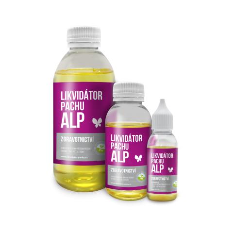 Likvidátor pachu ALP Olej - Zdravotnictví