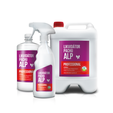 Likvidátor pachu ALP - Professional - Levandule